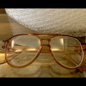 70s Vintage Eye Glasses Safety Glasses RAD